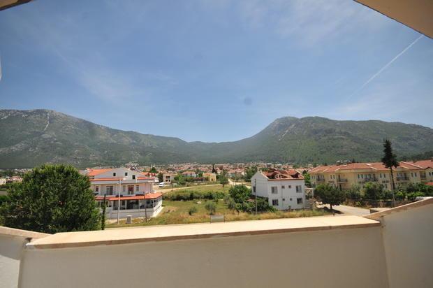 BR 2 Balcony view