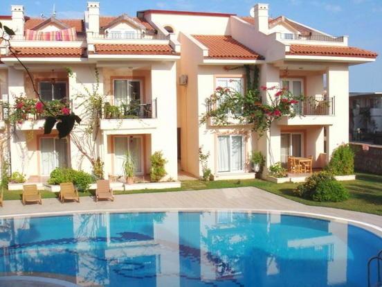 3 bedroom Apartment in Çalis, Fethiye, Mugla