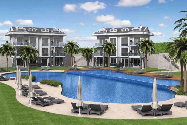 new Apartment in Ovacik, Oludeniz, Mugla
