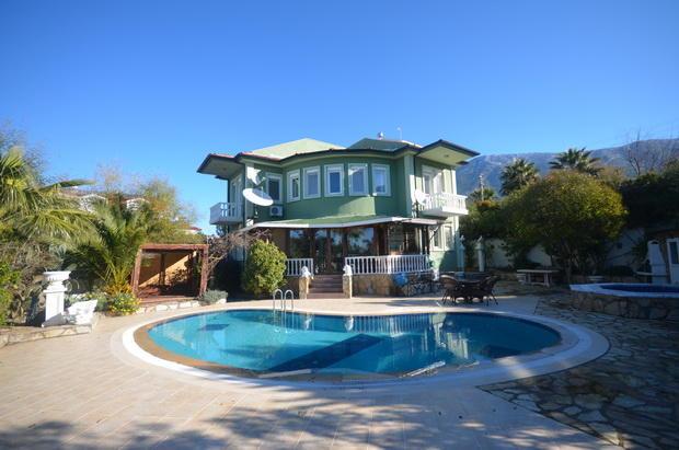 3 bedroom Detached Villa for sale in Ovacik, Fethiye, Mugla