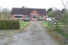 4 bed Detached Bungalow in Martley Road, Worcester...