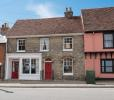 Terraced property in Long Melford, Sudbury...