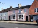 Terraced house in Long Melford, Sudbury...