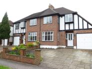 Cheam semi detached property for sale