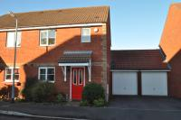 3 bed semi detached property in Clarks Road, Bridgwater...