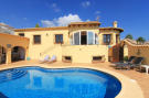 Villa for sale in Les Fonts, Benitachell...