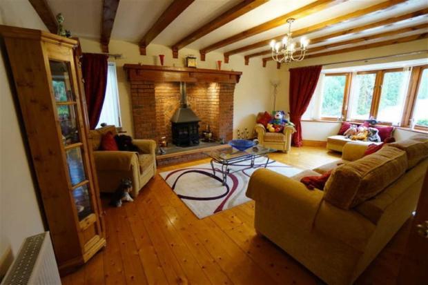 Main Living Room: