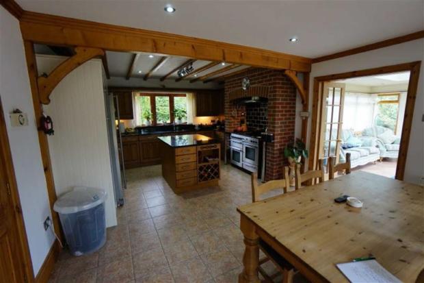 Kitchen Area -