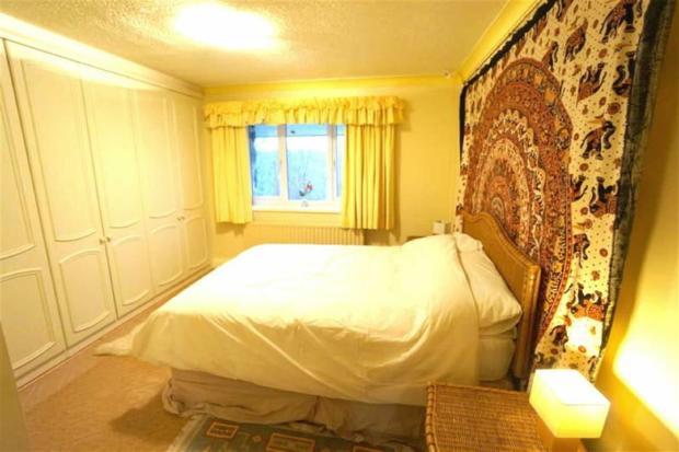 Bedroom No 2 (L Shap