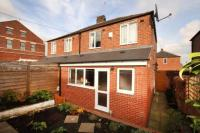semi detached house for sale in Rosedale Gardens...
