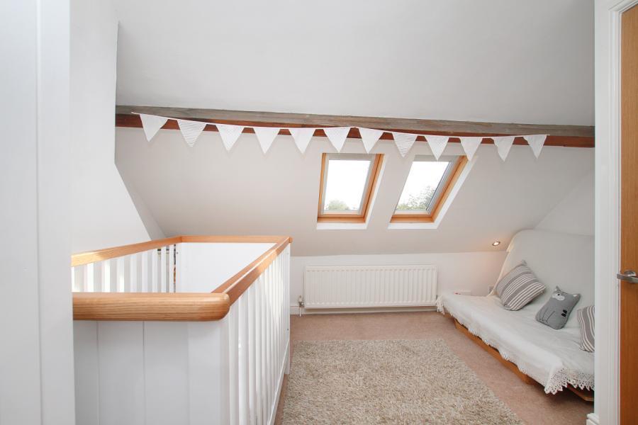 Attic Double Bedroom