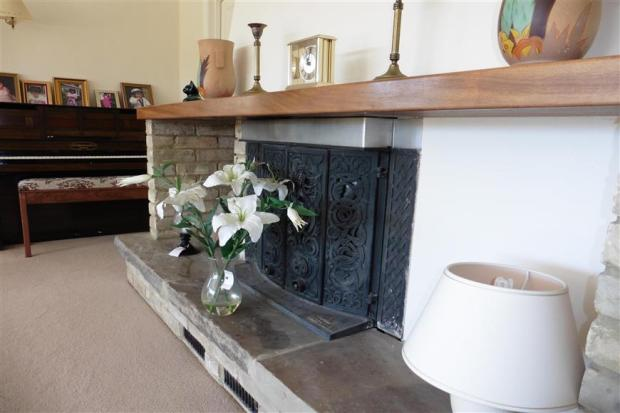 New Feature Fire Place
