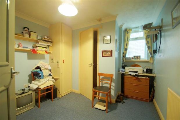 Bedroom Two Garden F