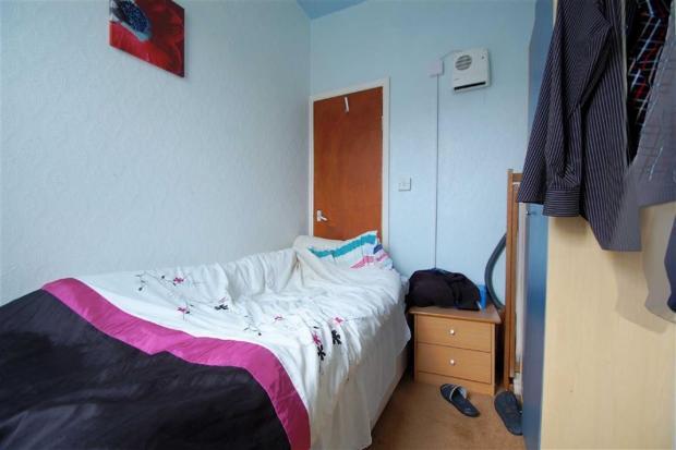 Bedroom Flat 3