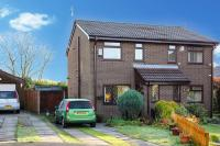 2 bed semi detached home for sale in Stockton Park, Lees...