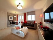 3 bed new property for sale in Redhill Way,  Priorslee...