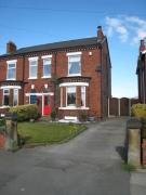 3 bed semi detached house in Newton Road, Lowton...