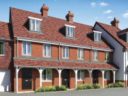 3 bed new home for sale in Hempstead Lane, Hailsham...