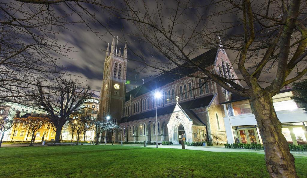 St Pauls Church Hamm