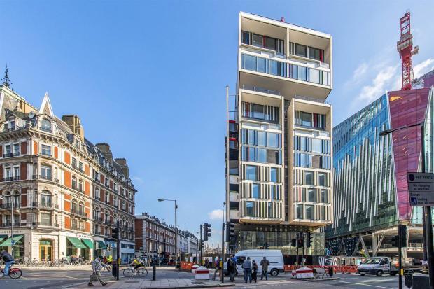 The Nova Building Ex