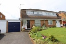 semi detached property for sale in Bideford Green, Linslade...