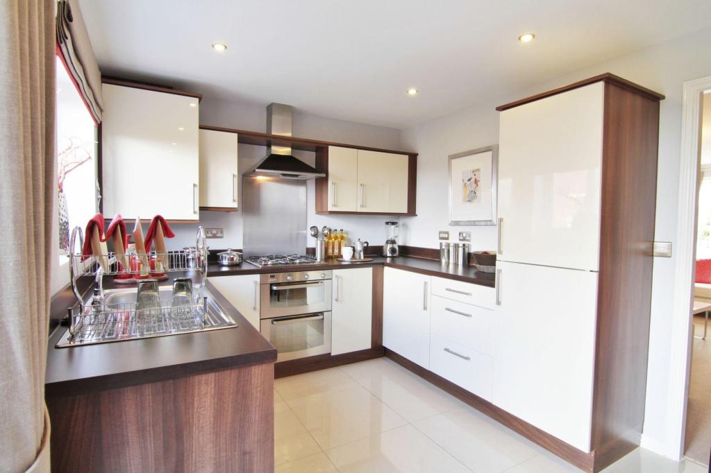 Typical Regis fitted kitchen