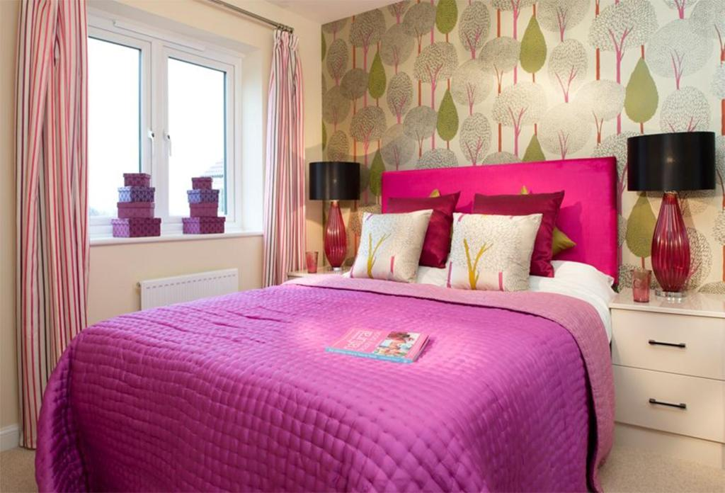 Typical Regis second bedroom