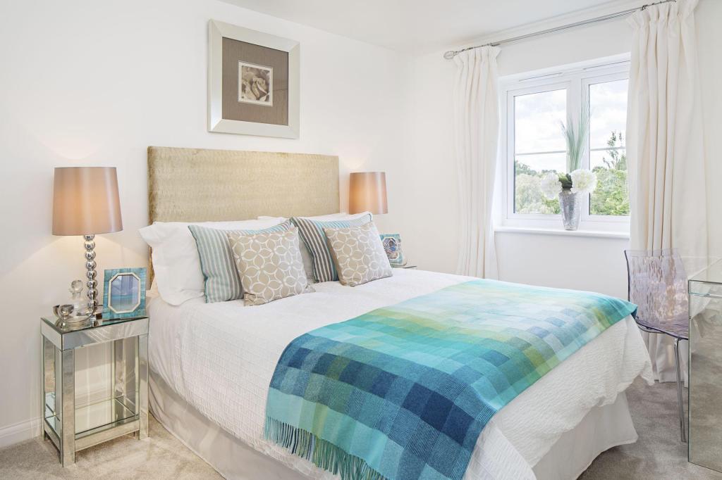 Typical Regis master bedroom