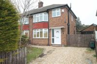 semi detached property in Kings Close, Chester
