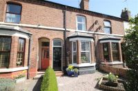 Terraced property in Sealand Road, Chester