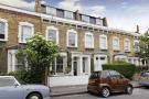 Terraced property in Winston Road...