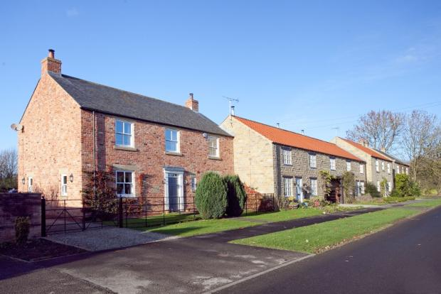 4 bedroom end of terrace house for sale in calcaria house appletree paddock marton sinnington