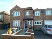 semi detached house for sale in Boynton Garth, Driffield...
