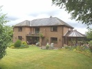 Detached property in The Beeches, New Road...