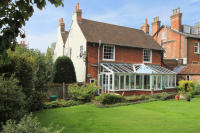 Detached property for sale in High Street, Farningham...