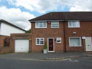 Terraced house to rent in Hildenborough, Kent