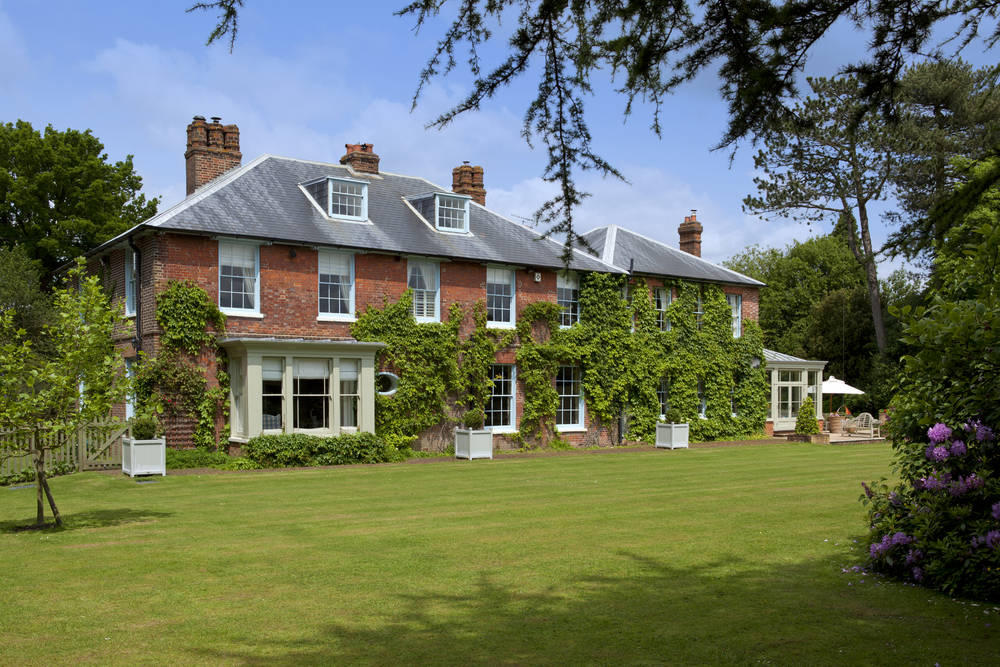 bedroom country house for sale in fairseat kent tn15
