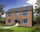 4 bed new house for sale in Woodchester Grove...