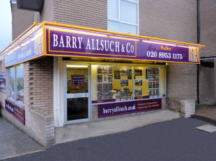 Barry Allsuch & Co, Elstreebranch details