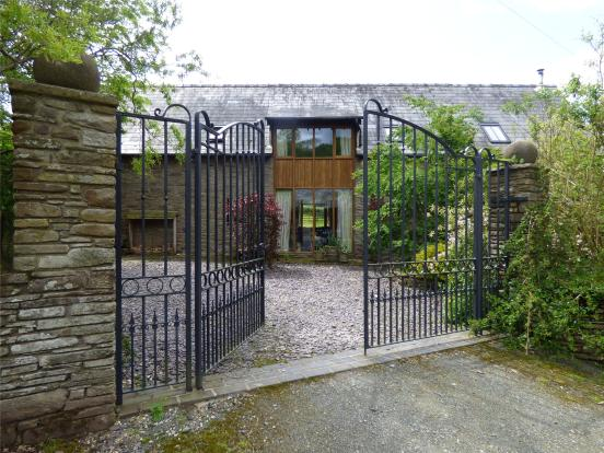 Front Gate