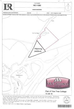 Plan Of Property