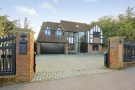 Detached property for sale in Radlett