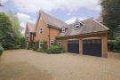 Detached property in Radlett, Herts