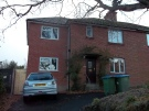 semi detached property in Burgess Road...