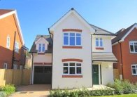 4 bedroom new home in West Road, Bransgore...