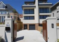 Boscombe Overcliff Drive new house for sale