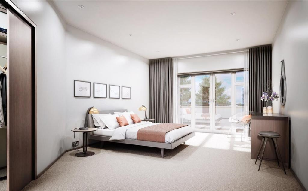 Bedroom - Daylight