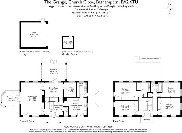 The Grange 136291 fp- V2