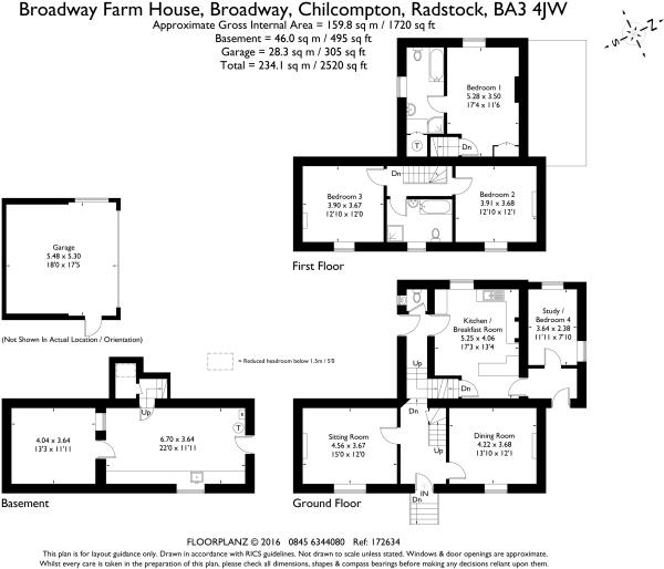Broadway Farm House 172634  fp