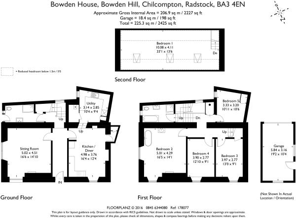 Bowden House fpz178077